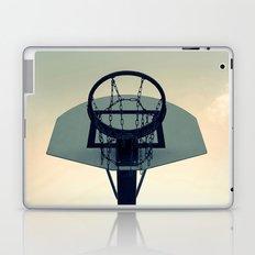 Basketball Sunset Laptop & iPad Skin