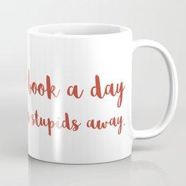 A book a day Coffee Mug