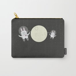 Astro Bunnies Carry-All Pouch
