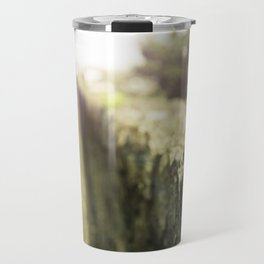 A Walk In The Garden Travel Mug