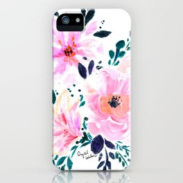Floral Daydream iPhone Case