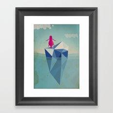 a g g a l l a Framed Art Print
