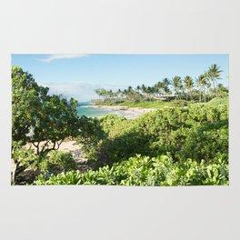 Mokapu Ulua Beach Wailea Maui Hawaii Rug
