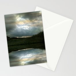 Every Cloud Has a Silver Lining Stationery Cards