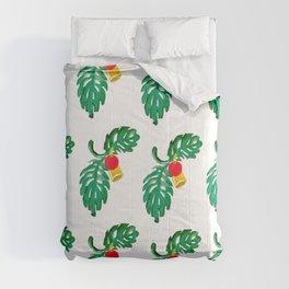 Holly Jolly Holiday Christmas Decor Comforters
