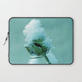 Masked :) Laptop Sleeve