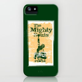 The Mighty Souls: Soul & Funk Legends iPhone Case