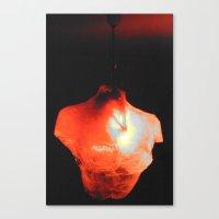transparent Canvas Prints featuring transparent by etimovabiz