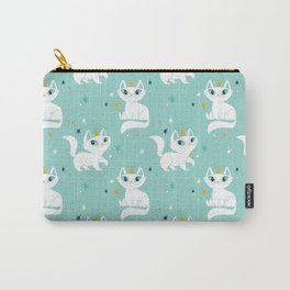 Magical Unicats! Carry-All Pouch