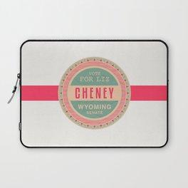 Liz Cheney For Senate Laptop Sleeve