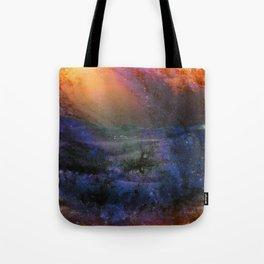 Ambient Galaxy Tote Bag