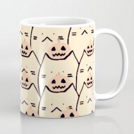 cats halloween 308 Coffee Mug