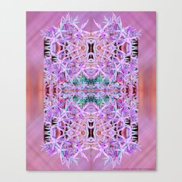 Vibrations — Good, Bad and Indifferent Canvas Print