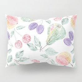 Fruity delight. Pillow Sham