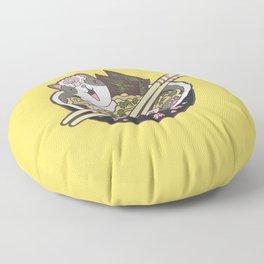 Ramen Kitty Fantasy Floor Pillow