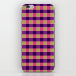 Fall Picnic iPhone Skin