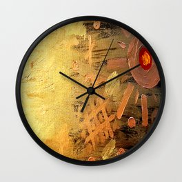 In Brightness Outside of the Cave Wall Clock