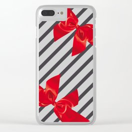 Gift wrapping Clear iPhone Case