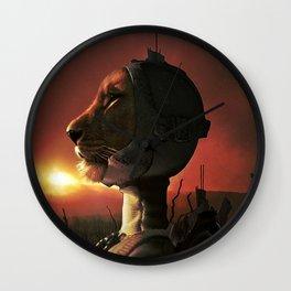 Lioneer Wall Clock