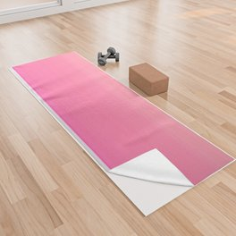 Going for the Kiss Yoga Towel
