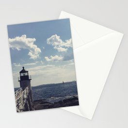 Pemaquid Point Stationery Cards