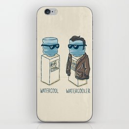 Watercool iPhone Skin