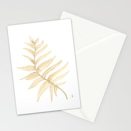 Lombard Leaf Stationery Cards