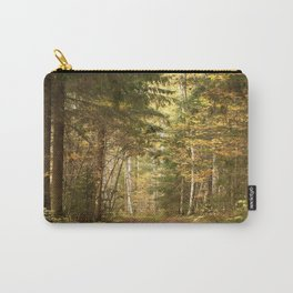 Wanderlust In The Forest #decor #society6 #buyart Carry-All Pouch