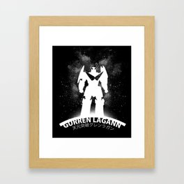 Pierce the heavens Framed Art Print