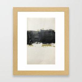 Feelings change (1) Framed Art Print