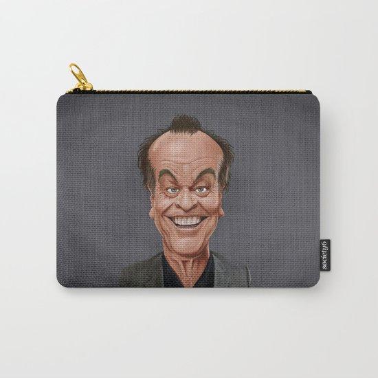 Celebrity Sunday ~ Jack Nicholson Carry-All Pouch