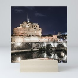 Castel Sant'Angelo Mini Art Print