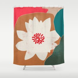 Edge of the Pond Shower Curtain