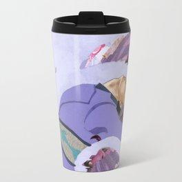FS: Yuri on Ice Papercutting Travel Mug