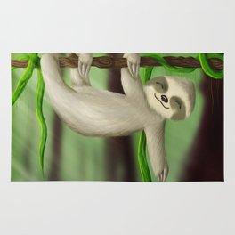 Just slothin' Rug