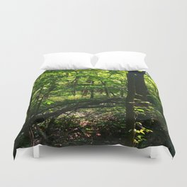 Where the Wild Things Live Duvet Cover