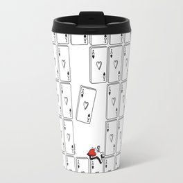 As de Corazones Travel Mug