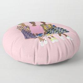 GIRLZ BAND Floor Pillow