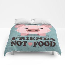 Friends Not Food Comforters