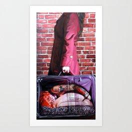 Self-ish Art Print