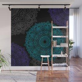 My Spirit Mandhala | Secret Geometry Wall Mural