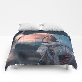 Forgotten Astronaut by GEN Z Comforters