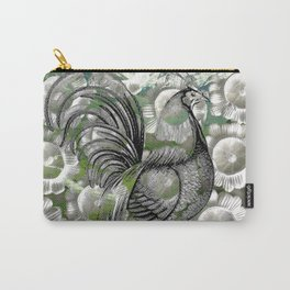Rooster Carry-All Pouch