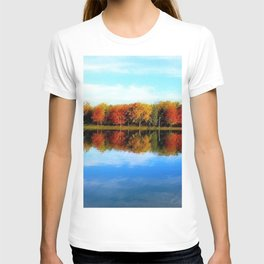 Lakeside, Autumn T-shirt