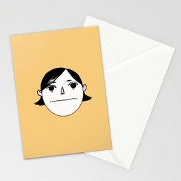 Blank Bobby Stationery Cards