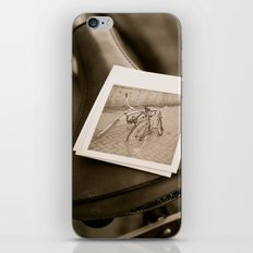 Bicycle, Cubed iPhone & iPod Skin