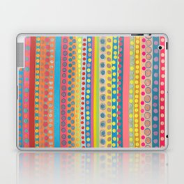 Fusion Multi Dots & Stripes Laptop & iPad Skin