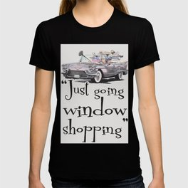 Window Shopping T-shirt