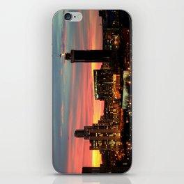 Sunset, Yekaterinburg iPhone Skin