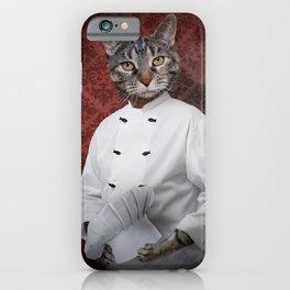 Chef Lola iPhone Case